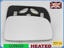 For Honda CRV 1996-2006 Wing Mirror Glass Convex HEATED Right + PLATE /JH005