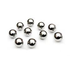 Ochoos 2 pcs 30mm Chrome Steel Bearing Balls Hardened Chromium G16 Precision AISI 52100 for Linear Guide