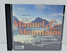 MANUEL & HIS MUSIC OF THE MOUNTAINS CD SET - BEAUTIFUL CONDITION!