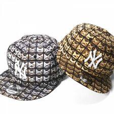 NEW York Yankees Emblema Nero schiuma. NEW Era 9 Fifty A-Frame snapback