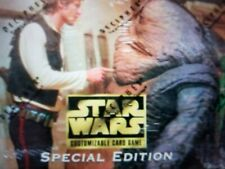 Star Wars CCG Special Edition Top Tier SINGLES Select Choose Card SWCCG