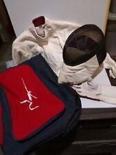 Blade Fencing Gear - Mask, Jacket,  Glove, Bag size 40