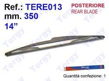 SPAZZOLA TERGICRISTALLO POSTERIORE - PEUGEOT 106,206,206 PLUS 2007>
