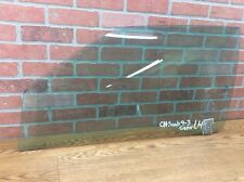 04-07 SAAB 9-3 93 CONVERTIBLE DOOR WINDOW GLASS DRIVER FRONT LEFT OEM