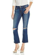 NWT $185 JOE'S JEANS THE OLIVIA MIDRISE CROP FLARE STRETCH JEANS 26 ECO FRIENDLY