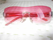 Chanel,CC..Beautiful !!!-Pink Sun Glasses,vintage,exc cond-Aviator.