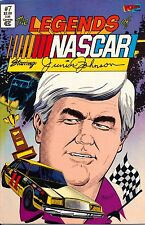 THE LEGENDS OF NASCAR STARRING JUNIOR JOHNSON VOL 1,#7 NOV 1991,COMIC BOOK,MINT