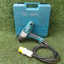 Makita TW0250 110v Impact Driver. GWO . FREE P&P '2329