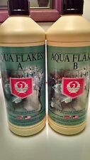 Aqua Flakes A&B 1L set (A and B) by House and Garden dutch nutrients