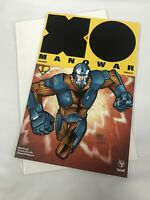 X-O Manowar Soldier #1 - LEGENDS VARIANT - Small Print Run of only 750 Limited