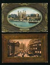 Raphael Tuck & Sons Posted Collectable London Postcards