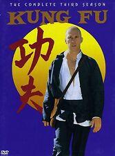 Kung Fu ~ Complete 3rd Third Season 3 Three ~ NEW 4-DISC DVD SET