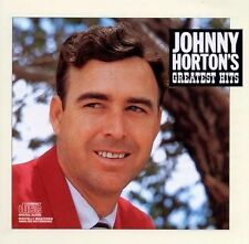 Johnny Horton's Greatest Hits by Johnny Horton (CD, Feb-2008, Columbia (USA))
