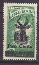 Liberia # 228 MNH Complete 1926  Surcharge Fauna