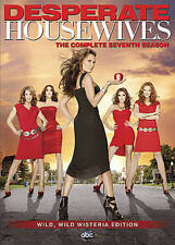 Desperate Housewives: The Complete Seventh Season (DVD, 2011, 5-Disc Set) w DJ