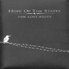 The Lost Riots Hope of the States MUSIC CD