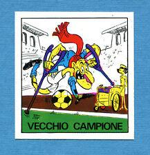 CALCIATORI PANINI 1970-71 - Figurina-Sticker 3b -VECCHIO CAMPIONE-PROSDOCIMI-Rec