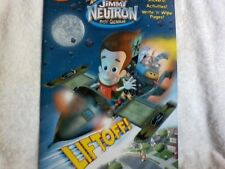 "Adventures Of Jimmy Neutron Boy Genius ""LiftOff"", Activity Book, 2003 8.5, VF 3+"