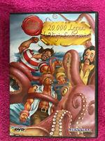 20.000 LEGUAS DE VIAJE SUBMARINO DVD CLASICOS JENYMAR