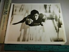Rare Original VTG Period Christopher Reeve Flying As Superman Movie Photo Still