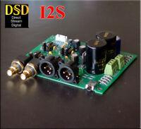 Assembled ES9028 I2S input decoders ES9028Q2M mill board DAC balance output