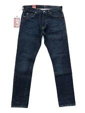 Levis Vintage LVC Men 32*34 1966 501 xx Red Wide Selvedge Cone Slim Denim Jeans