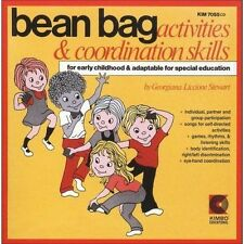 Kimbo Educational KIM7055CD Bean Bag Activities CD Ages 3-8