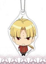 D.Gray-Man Hoshino Katsura Miagete Mascot Vinyl Key Chain Anime Manga NEW