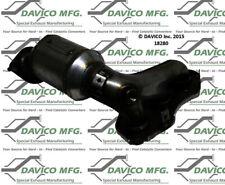 Exact-Fit Catalytic Converter - Manifold fits 2006-2009 Toyota RAV4 Sienna Highl