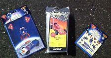 Pinecar Black Widow P420 Designer Kit Wedge Superman Car Wrap Boy Scouts America