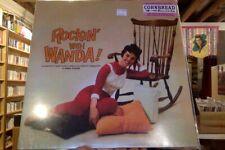 Wanda Jackson Rockin' with Wanda! LP sealed 180 gm vinyl reissue + mp3 download