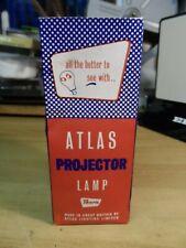 Vintage ATLAS Thorn Projector Lamp A/8 240V 500W Med. Pref.