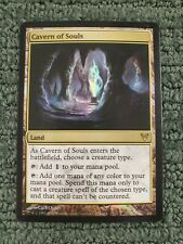 Magic the Gathering Cavern of Souls Foil Lightly Played Avacyn Restored MtG