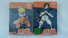 Naruto Collection Staffel - Volume 1 + 2 auf DVD
