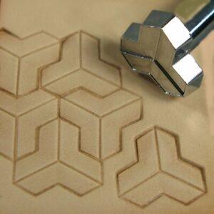 G2284 Geometric Leathercraft Stamp 82284-00