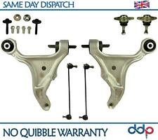 For Volvo V70 Mk2, S60 Mk1 (1999-2007) Front Wishbone Track Control Arms Kit