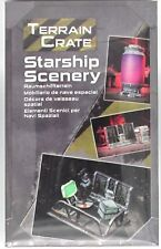 Terrain Crate MGSS304 Starship Scenery Star Saga Mantic Games Military Base Lab