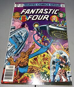 FANTASTIC FOUR #205 Marvel 1979 1st App Appearance NOVA CORPS Xander NEWSSTAND
