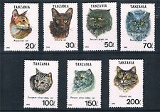 Mint Never Hinged/MNH Cats African Stamps