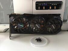 ATi Radeon R9 280X 3GB Graphics Video Card For Mac Pro 3,1-5,1 4K res**7970 5770