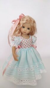 """New OUTFIT for Dianna EFFNER LITTLE DARLING 13"""" Handmade.Heirloom line."""