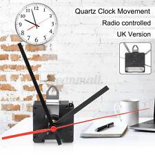 Atomic Radio Controlled Silent Clock Movement DIY Kit Mechanism UK MSF Signal