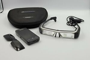 Epson MOVERIO BT-200AV See-Through Smart Glass Android with working app store