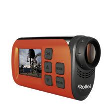 Rollei Actioncam S-30 WiFi (Action-, Sport- und Helmkamera mit Full HD orange