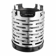 Outdoor Camping Mini Portable Stove Heater Cap,Outdoor Tent Heating Cover T S8C7