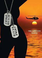 China Beach:The Complete Series DVD Collection Seasons 1-4(2014,21-Disc Box Set)