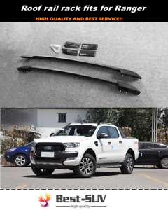 Roof Rail Rack fits for Ford Ranger T6 2014-2020 roof rack luggage bar crossbar