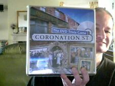CORONATION STREET TV SERIES DVD GAME TRIVIA BOX IDEAL CHRISTMAS PARTY GIFT!