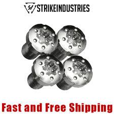 Strike Industries 1911 Torx Pistol Grip Screws - Stainless Steel (4 PC)