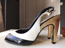 Faith Designer Ladies Women Peep Toe High Heel Sandal Shoe Size 3 36 Slingback